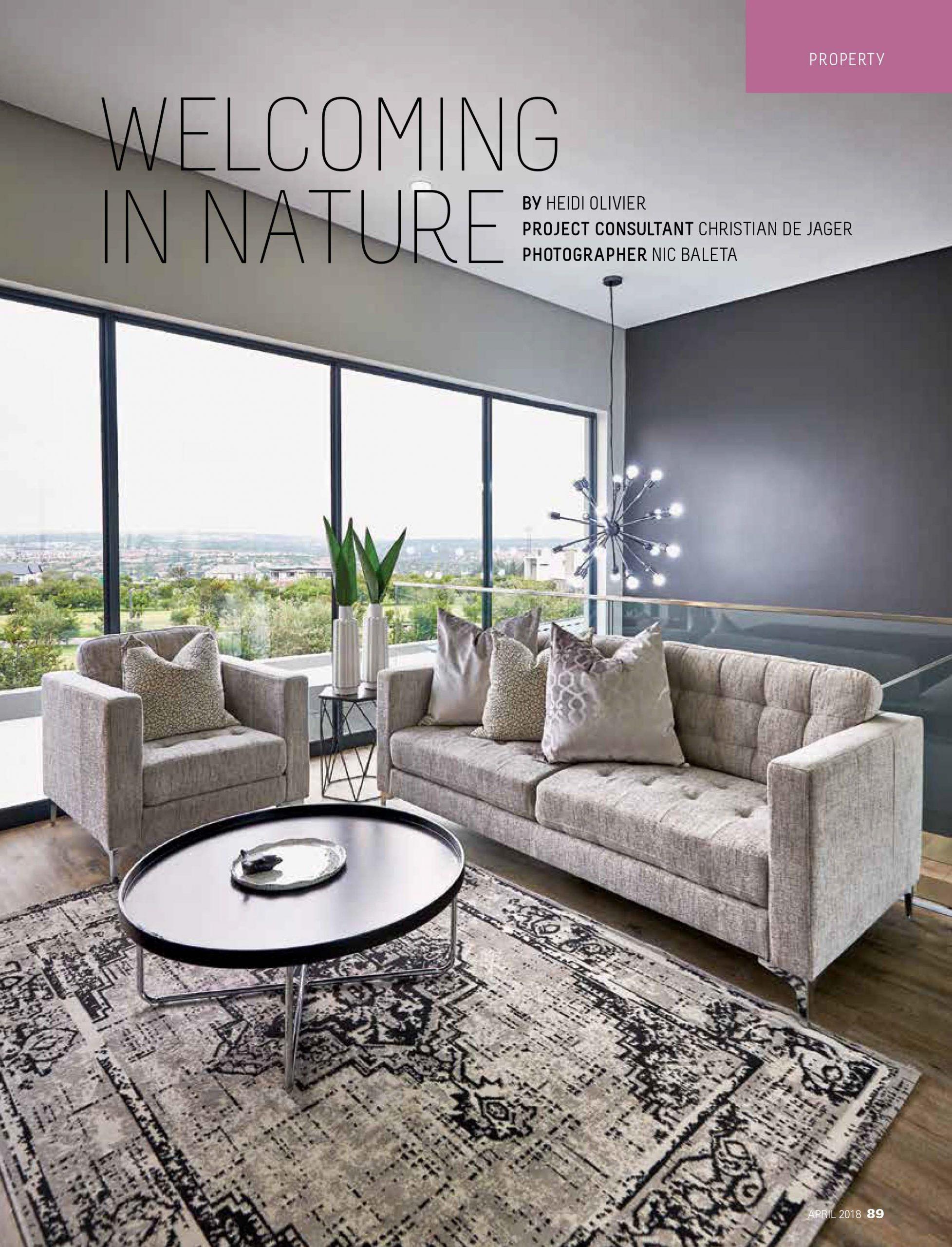 Property magazine cover April
