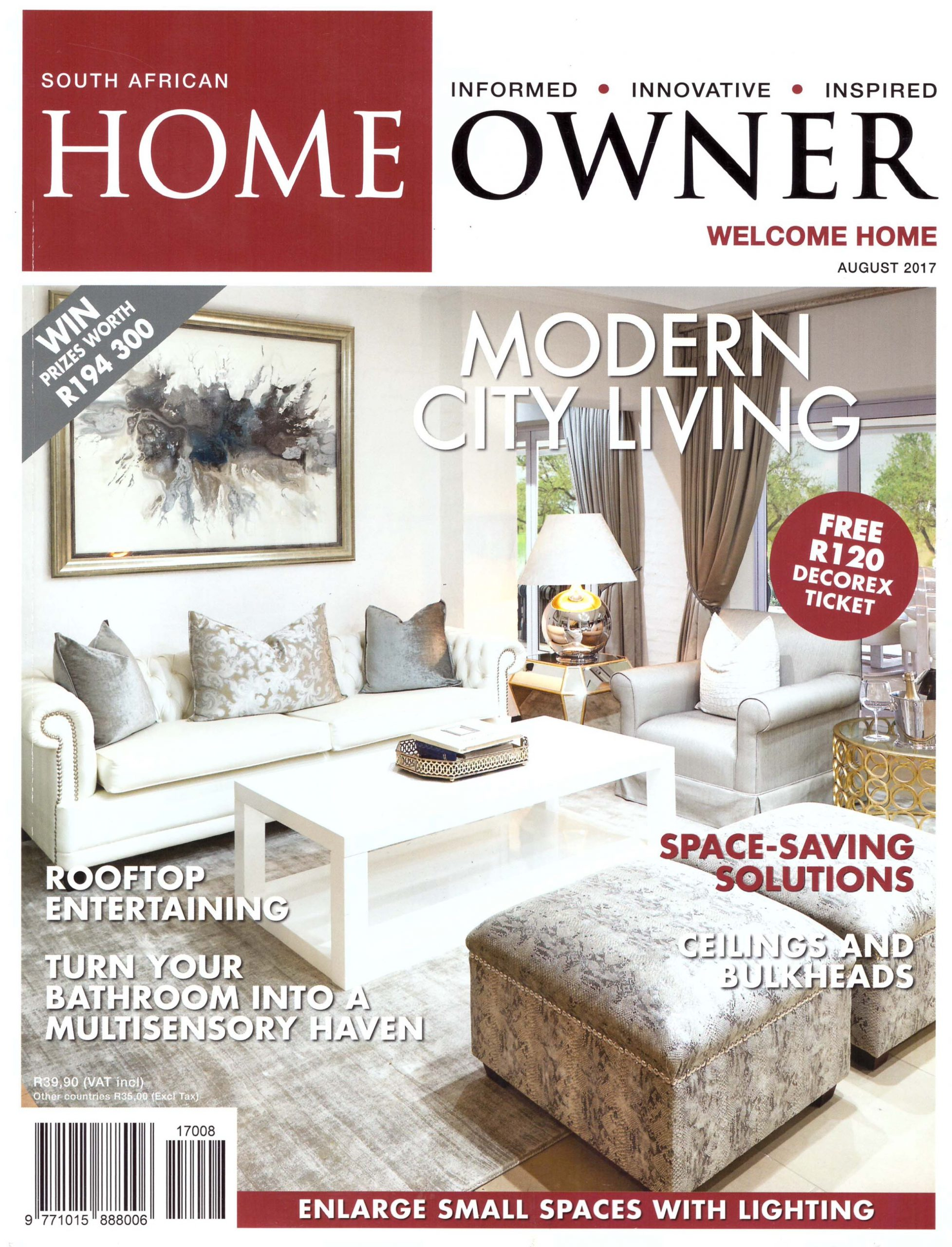Home Owner 2017 cover