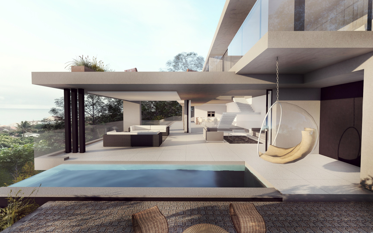 Ballito Residence pictures