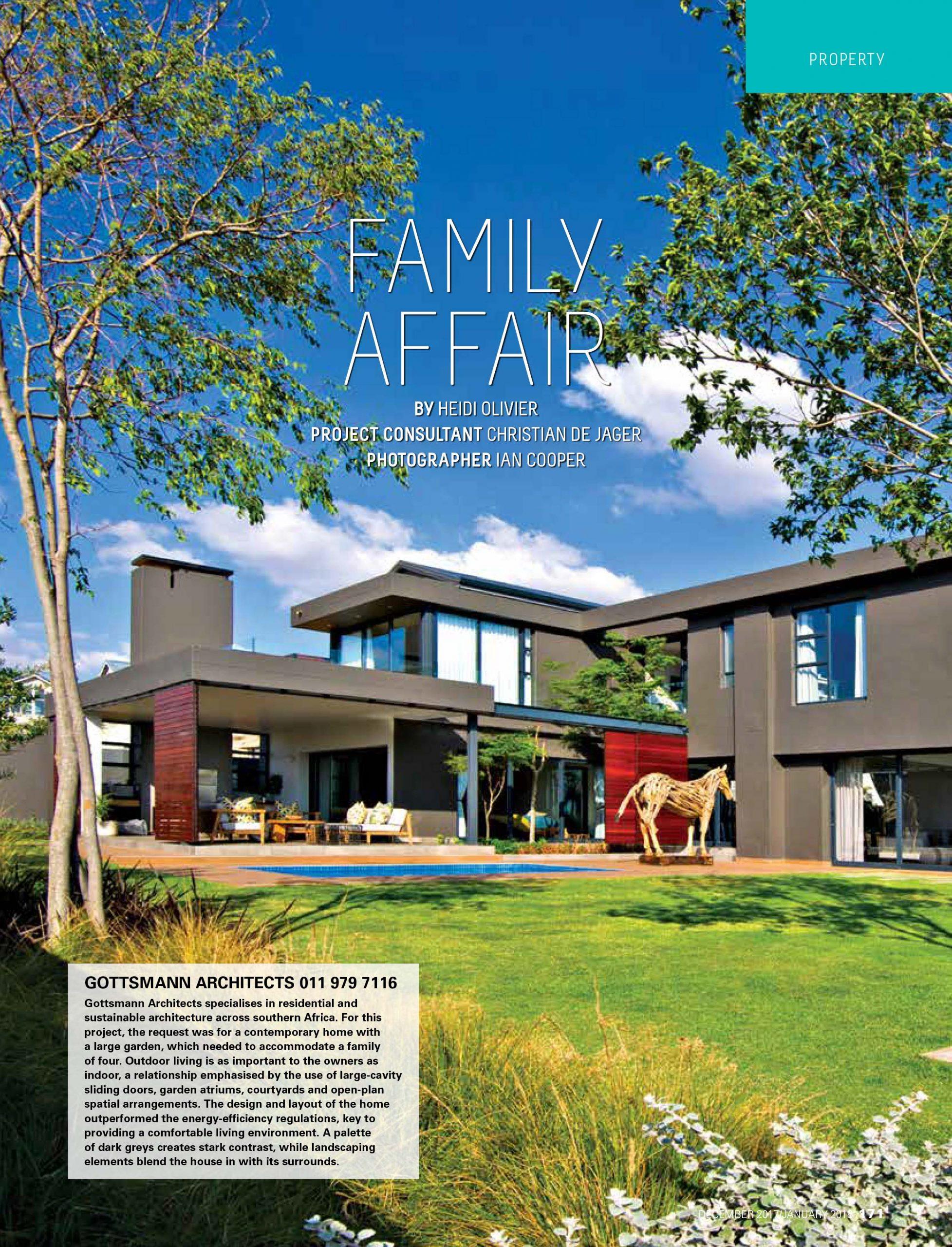 Family Affair Dec - Jan pages 171 cover