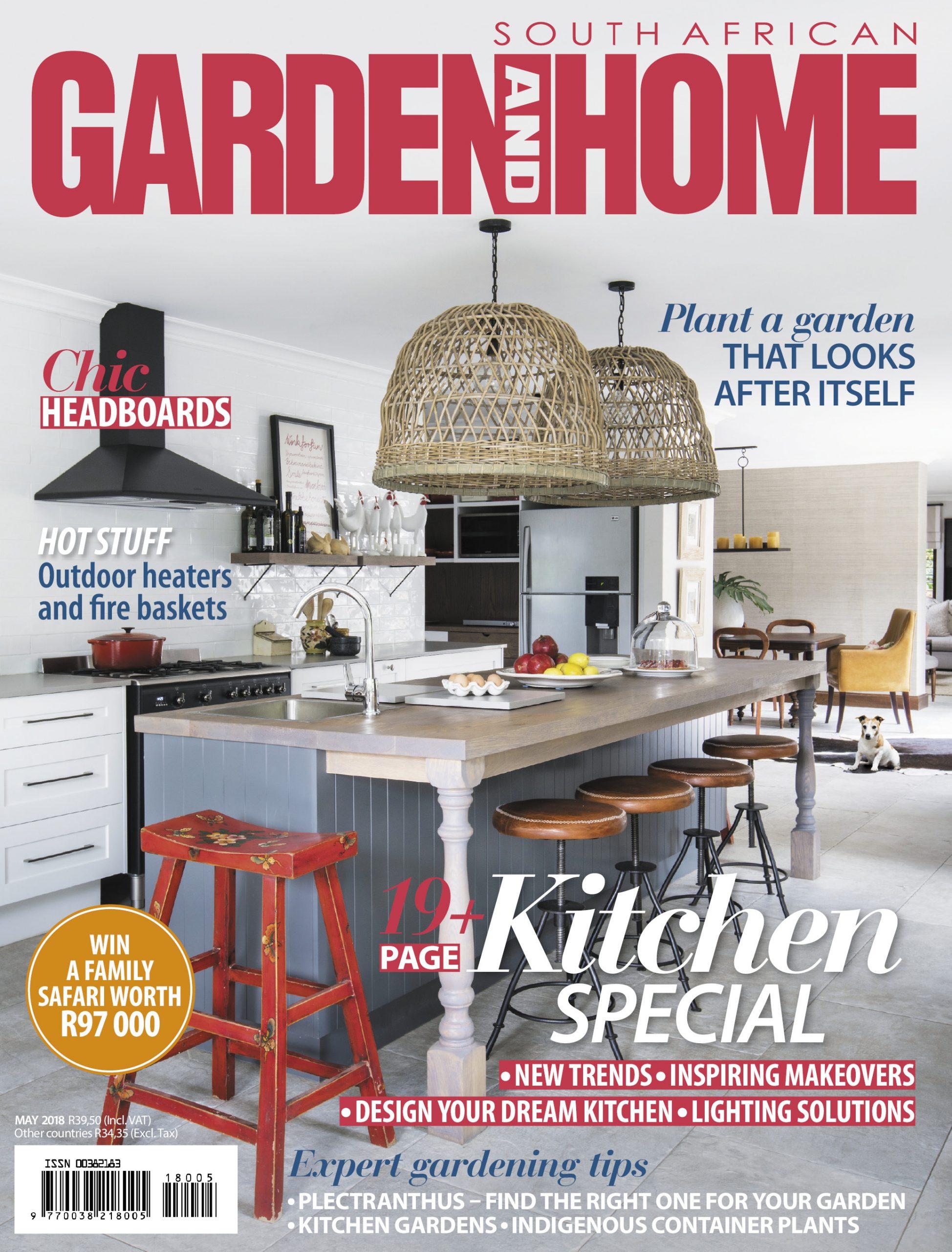 Garden Home cover HR