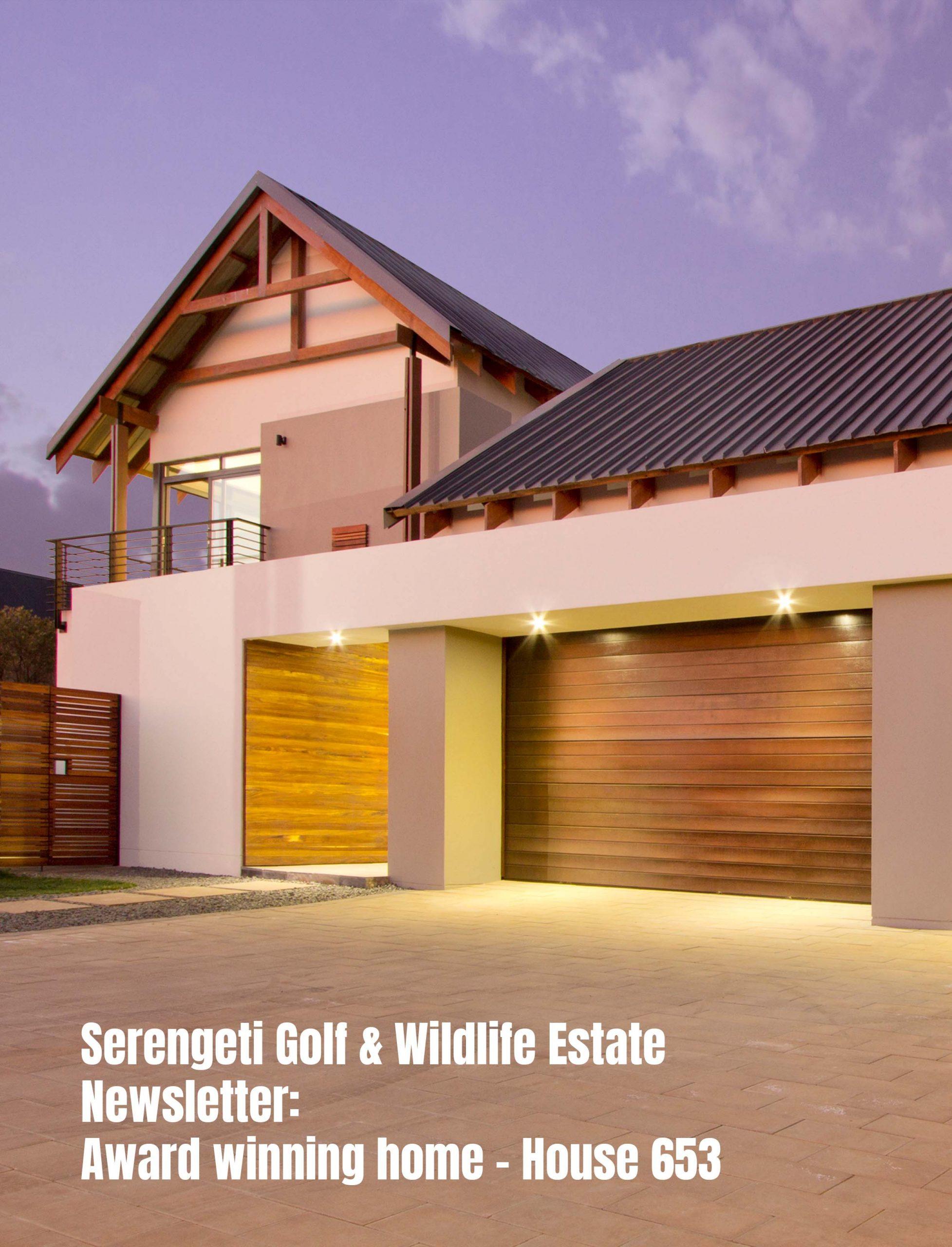 Serengeti Newsletter